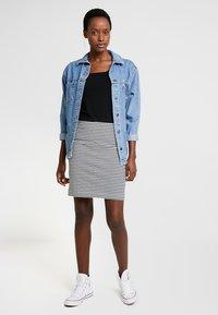 edc by Esprit - BEACH SKIRT - Mini skirt - off white - 1