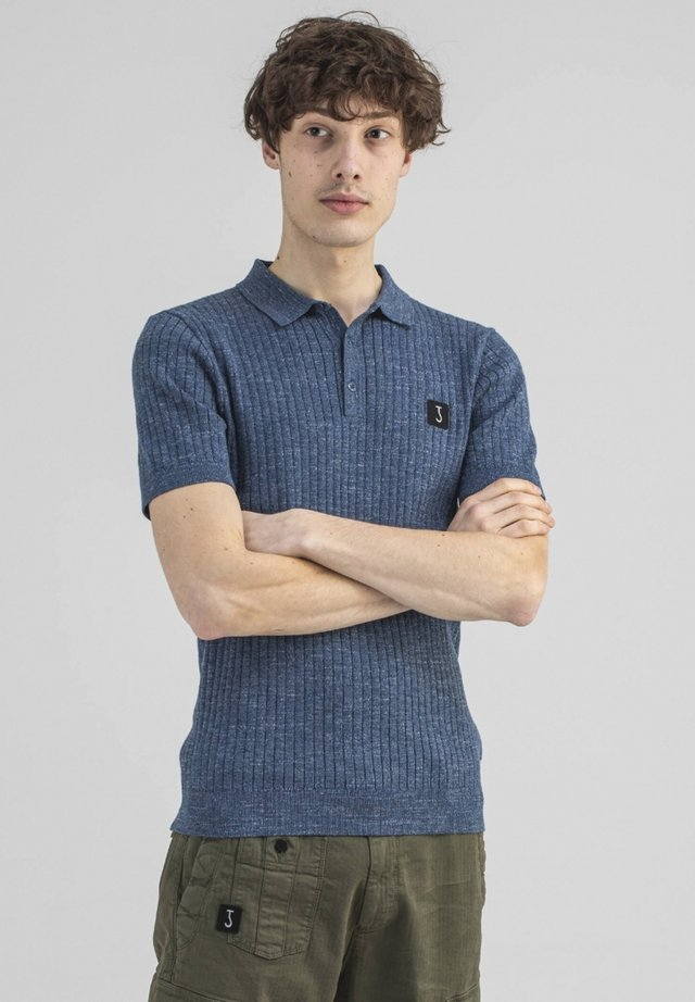 Poloshirt - golf blue