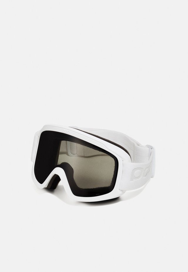 OPSIN UNISEX - Ski goggles - all white