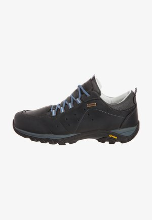 AARHUS LOW - Hiking shoes - black