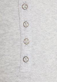 Marks & Spencer London - SCOOP HENLEY - Long sleeved top - grey - 2