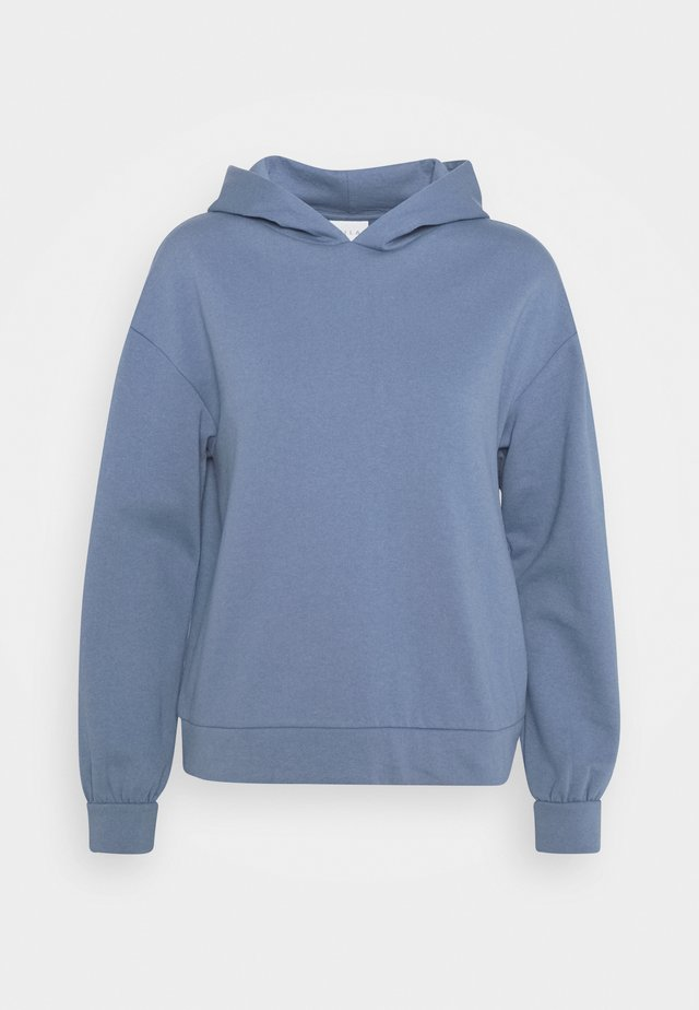 VIRUST HOODIE - Sweater - colony blue