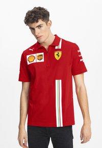 Puma - Poloshirt - rosso corsa - 0