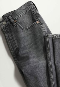 Mango - Straight leg jeans - denim grey - 1