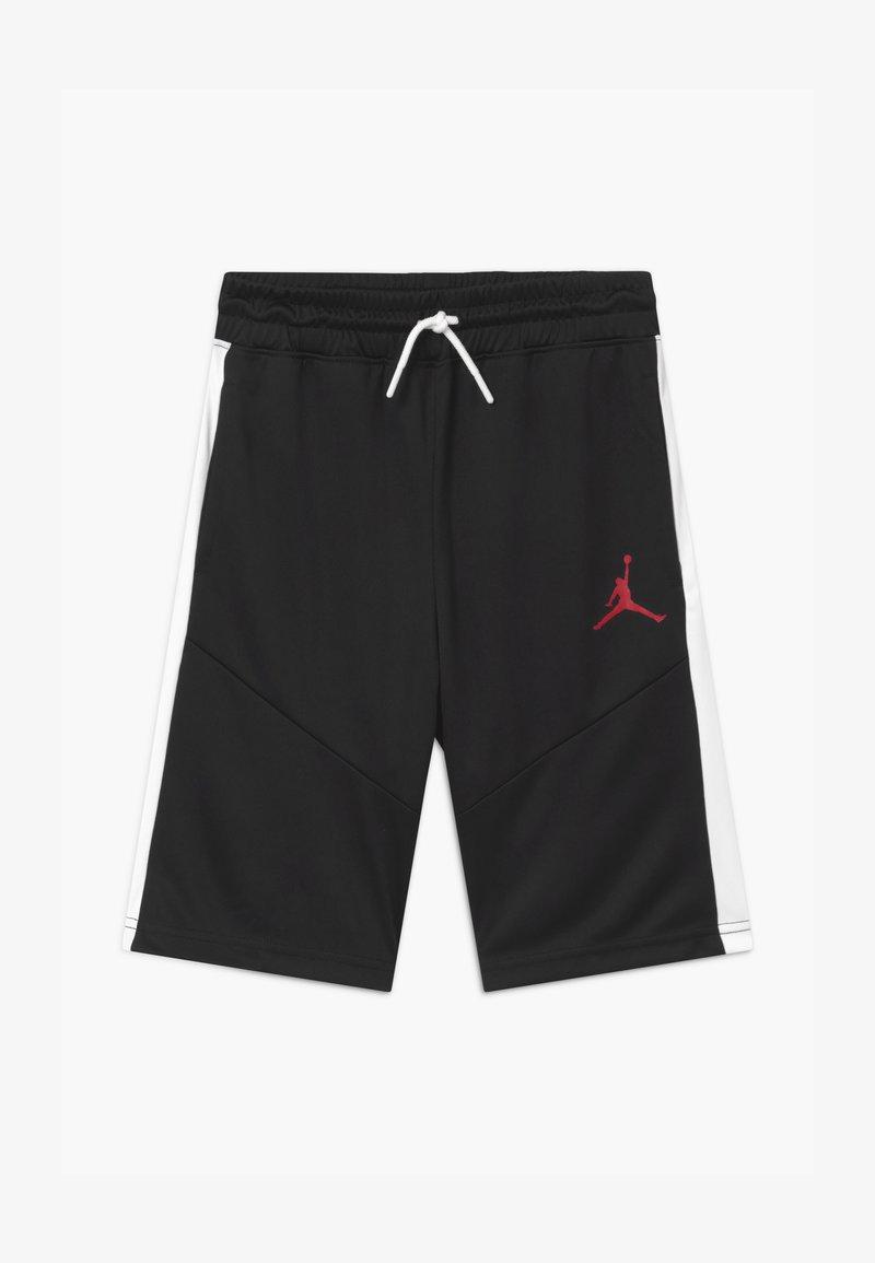 Jordan - JUMPMAN LAYUP - Sports shorts - black