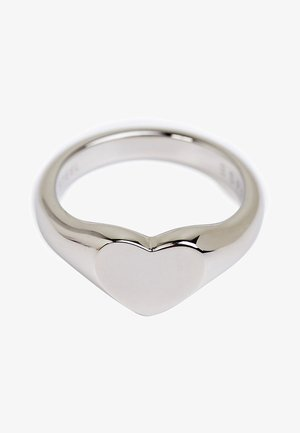 HERZ - Ring - silver-coloured