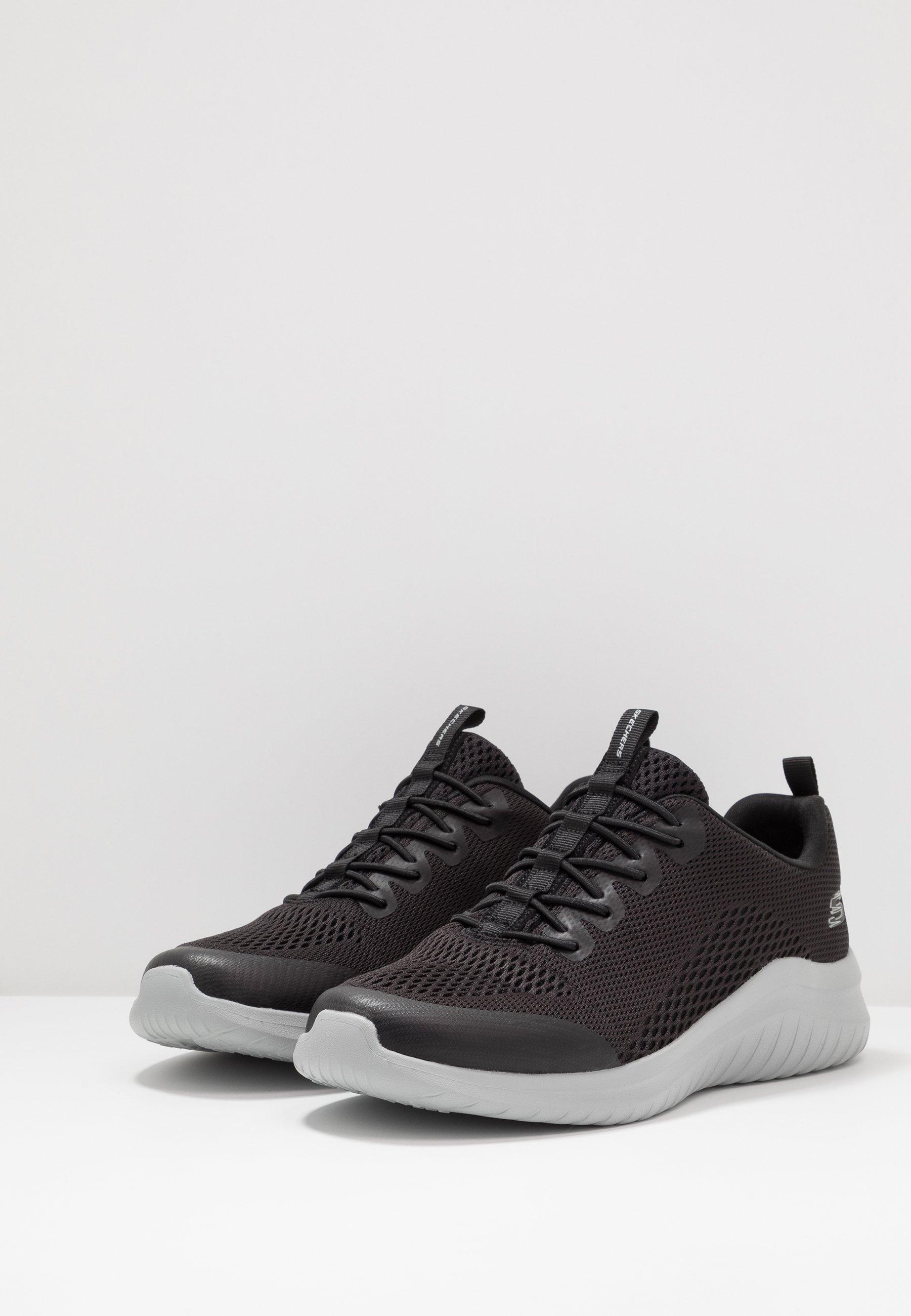 Pulito e classico Scarpe da uomo Skechers Sport ULTRA FLEX 2.0 Sneakers basse black/gray