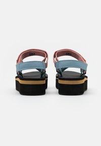 Teva - FLATFORM UNIVERSAL WOMENS - Chodecké sandály - light multicolor/universal - 2