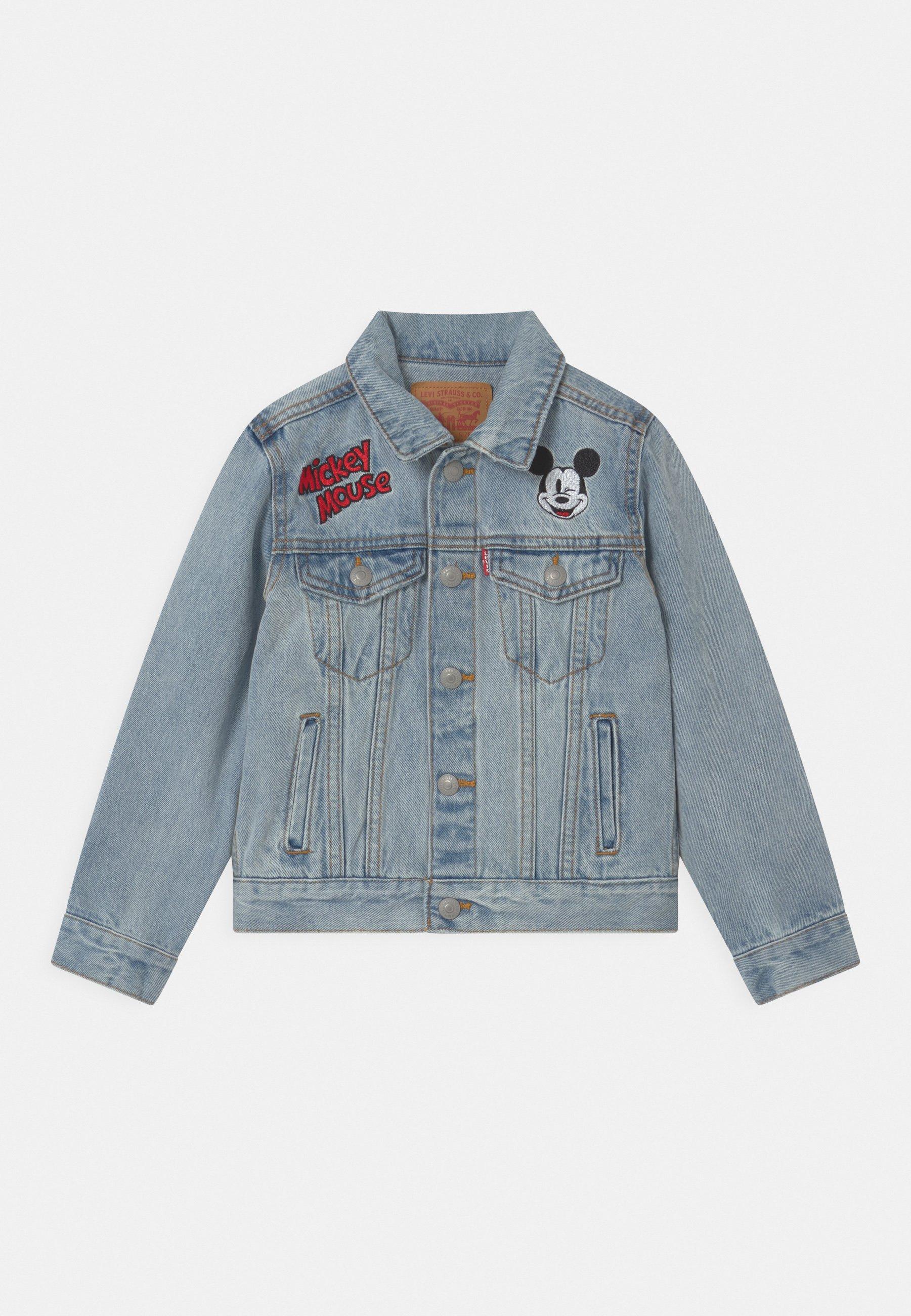 Enfant MICKEY MOUSE TRUCKER UNISEX - Veste en jean