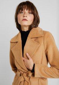 YAS - YASLEANN COAT - Classic coat - tan - 3