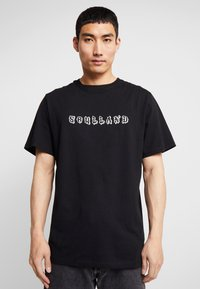 Soulland - ESKILD - T-shirt print - black - 0