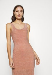 Third Form - STAR DUST SCOOPED TANK DRESS - Cocktail dress / Party dress - blush - 3