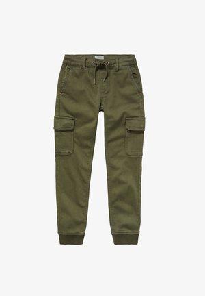 Cargo trousers - walnut