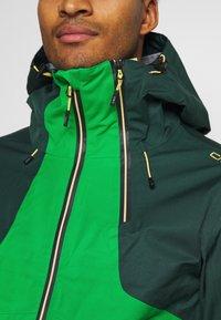 CMP - MAN JACKET HOOD - Ski jas - green - 5