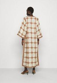 Tory Burch - EMBROIDERED CAFTAN - Długa sukienka - beige - 2