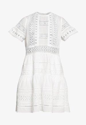 FELICE DRESS - Day dress - white