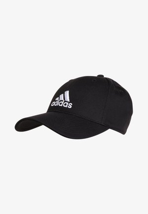 6P - Gorra - black/white