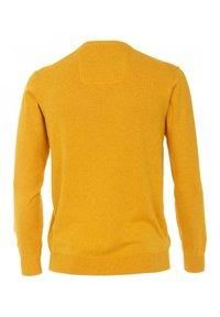CASAMODA - Jumper - yellow - 1