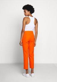 J.CREW - GEORGIE PANT - Trousers - spicy orange - 2