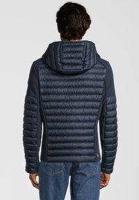 Colmar Originals - MIT KAPUZE - Down jacket - navy - 1