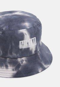 Vintage Supply - BUCKET HAT UNISEX - Klobouk - grey/white - 3