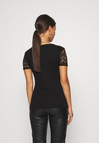 Anna Field Petite - Basic T-shirt - black - 2