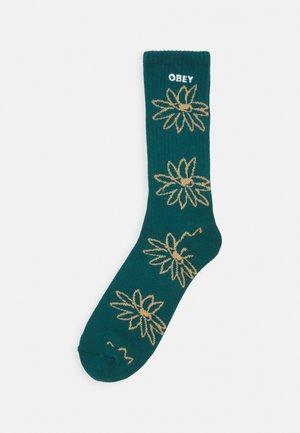 NATTY SOCKS - Socks - deep ocean/multi