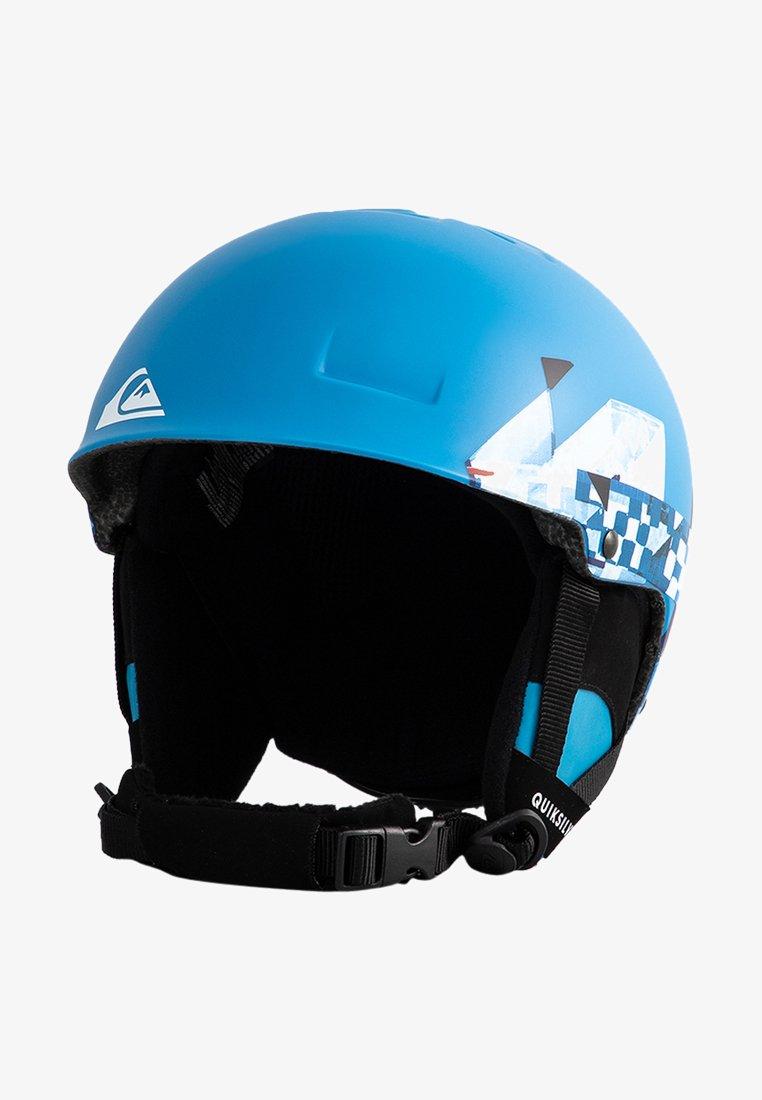 Quiksilver - EMPIRE B HLMT BNL5 - Helm - brilliant blue check forever