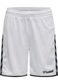 Hummel - HMLAUTHENTIC  - Sports shorts - white - 0