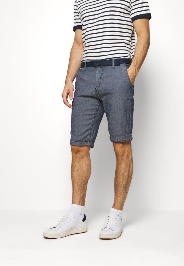 Shorts - blue indigo
