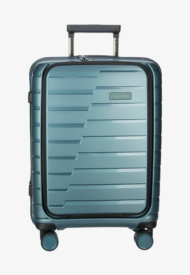 Valise à roulettes - eisblau