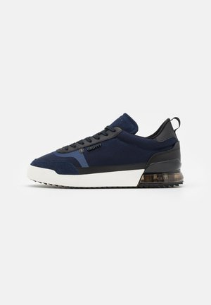 CONTRA - Sneakers laag - blue/black