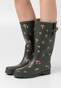 Anna Field - Wellies - dark green - 0