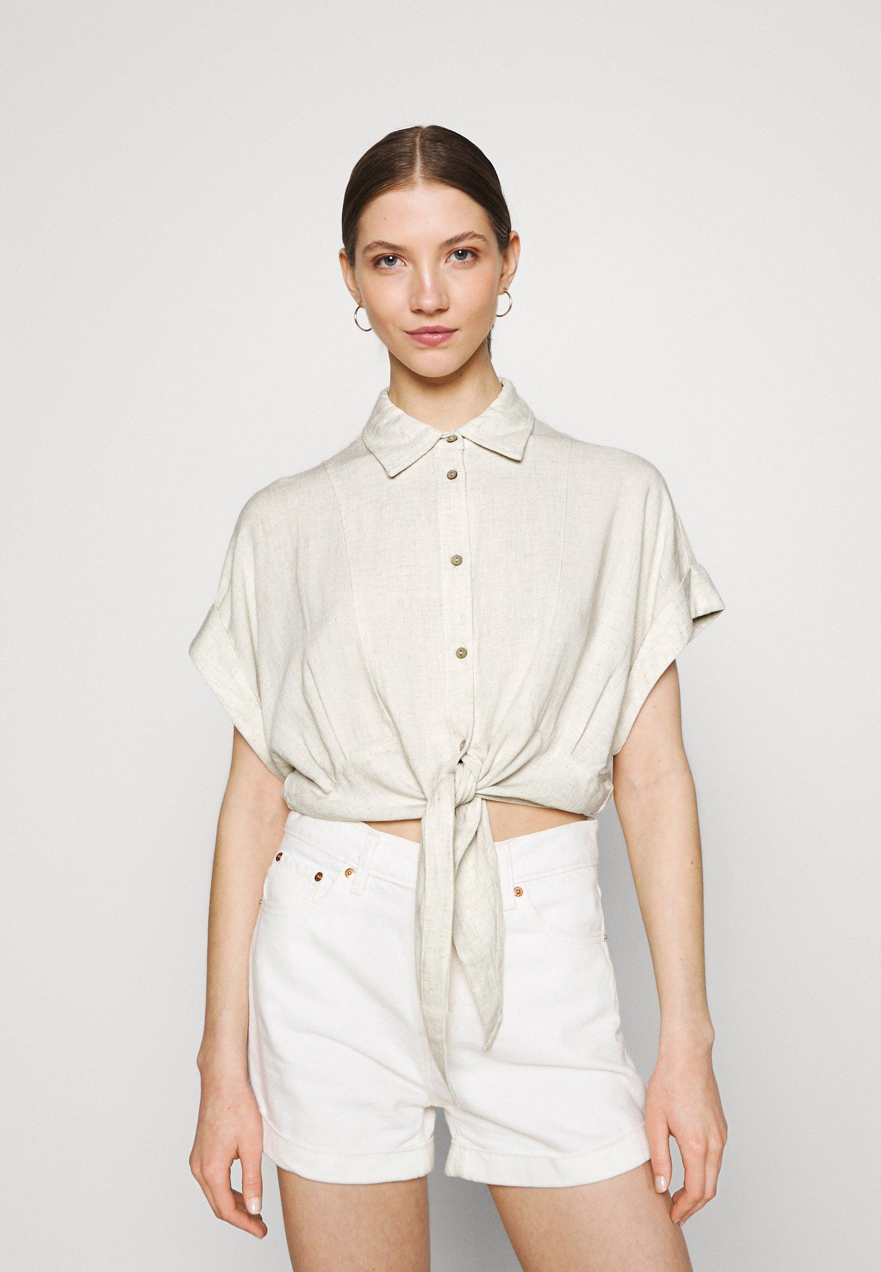 Donna YASVIRO TIE SHIRT - Camicia