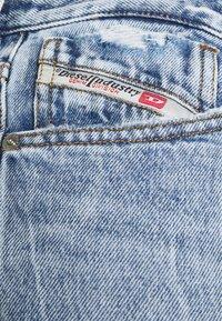 Diesel - D-KRAS-X - Straight leg jeans - light blue - 2