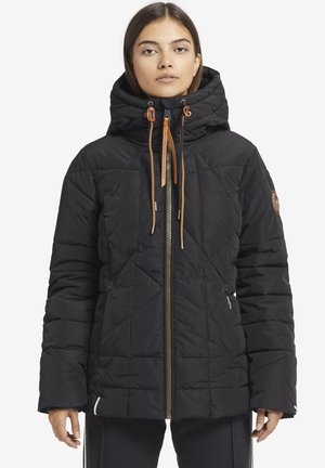 JADEA - Winter jacket - black