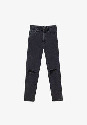 Relaxed fit -farkut - blue denim