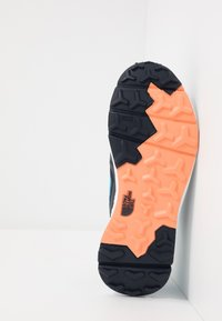 The North Face - ROVERETO  - Trail running shoes - caribbean sea/urban navy - 4