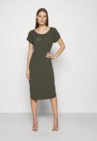 Liu Jo Jeans - ABITO - Jersey dress - lichene - 0