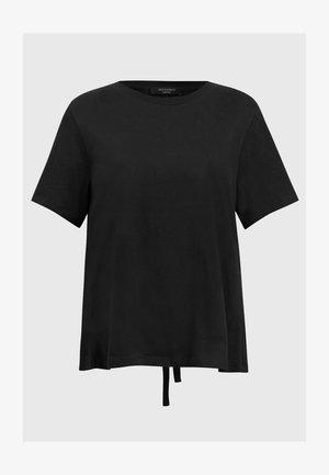 NIKI TEE - Bluser - black