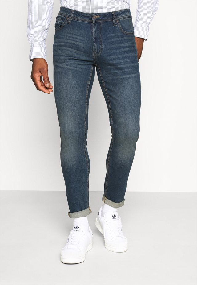 Slim fit jeans - vintage blue