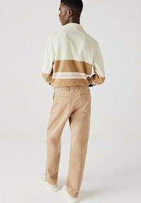Lacoste - Polo shirt - beige - 2