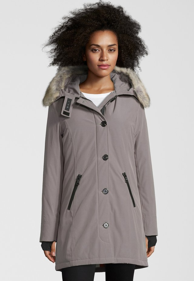 AROSA  - Winter coat - grey