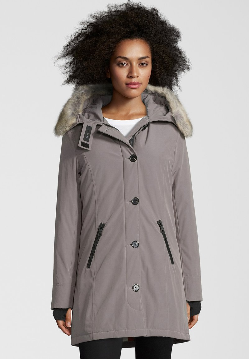 No.1 Como - AROSA  - Winter coat - grey
