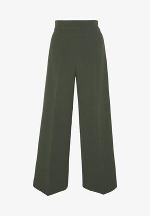 RITA GAIA PANT - Kalhoty - khaki