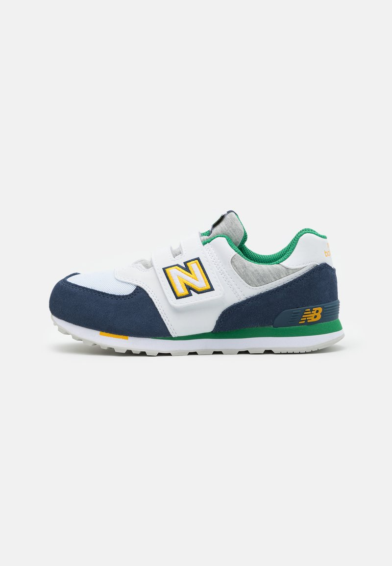 New Balance - YV574NLB - Trainers - white/navy