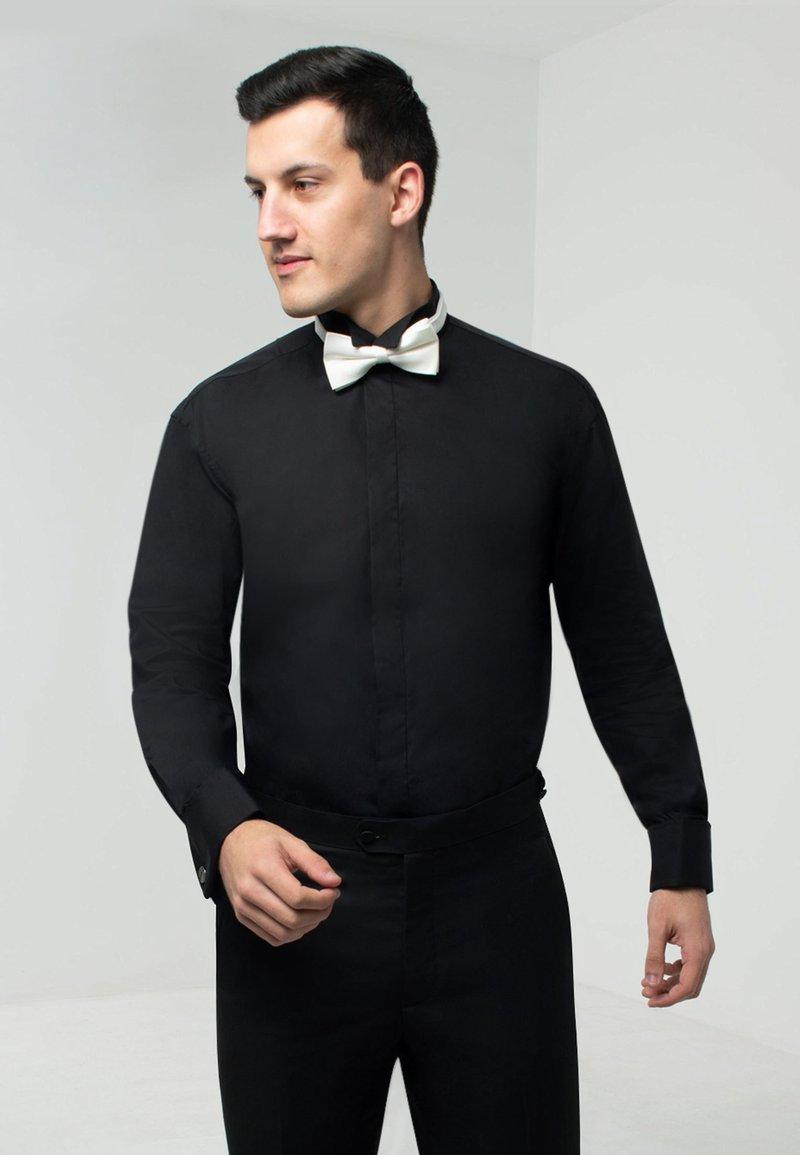 dobell - TUXEDO - Formal shirt - black