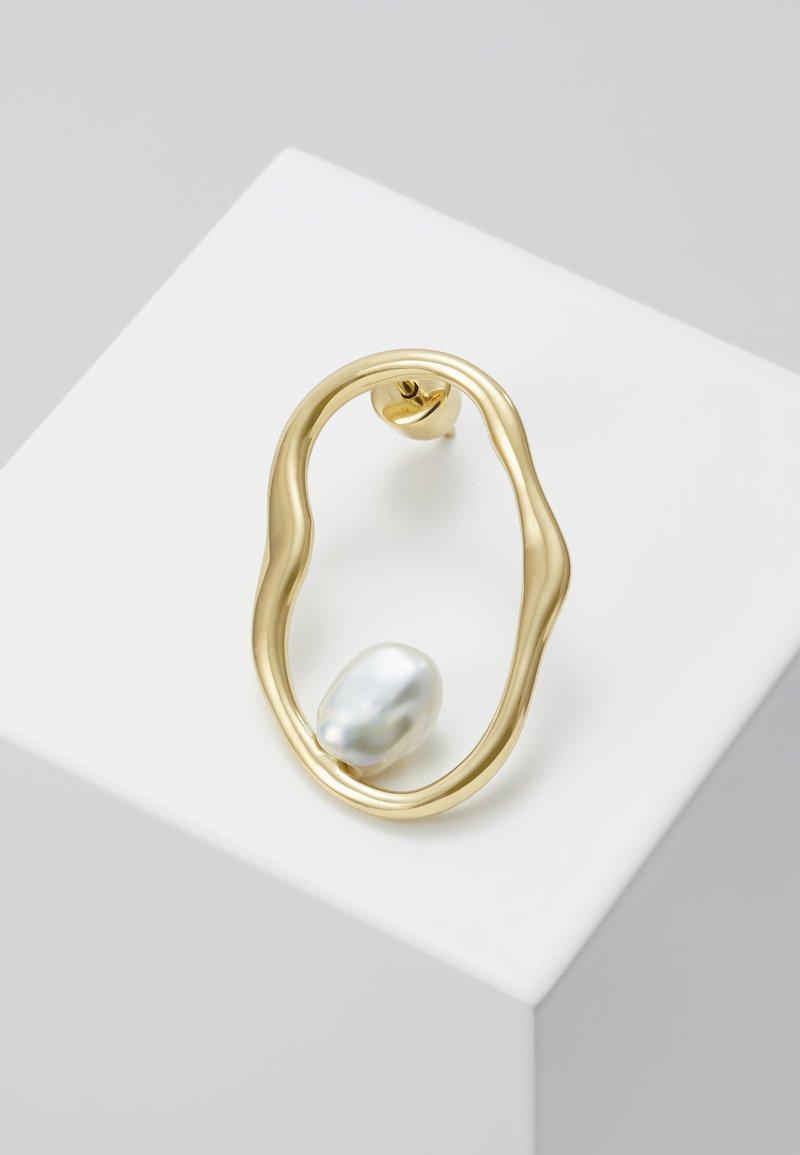 Maria Black - NUGGET EARING - Earrings - gold-coloured