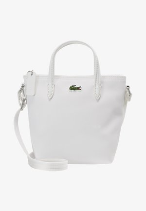 SHOPPING CROSS BAG - Handtas - bright white