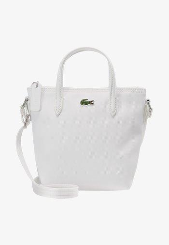 SHOPPING CROSS BAG - Bolso de mano - bright white